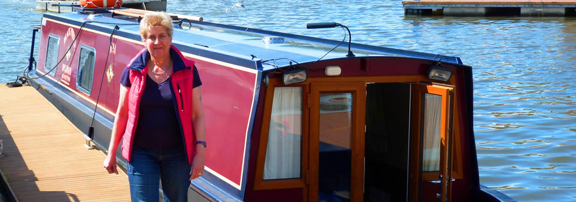 Yachten & Boote Narrowboats England